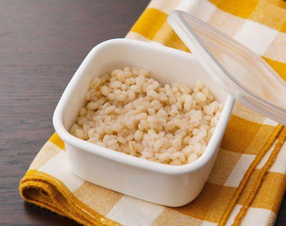 ゆで大麦(ボイルドバァレー)の作り方