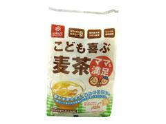 「こども喜ぶ麦茶・ママも満足」を2011年3月1日より全国で発売