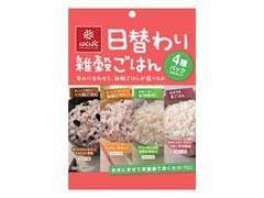 「日替わり雑穀ごはん」を2011年3月1日より全国で発売