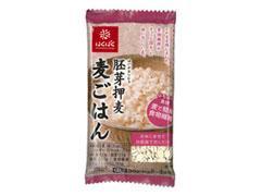 「胚芽押麦麦ごはん」を2011年3月1日より全国で発売