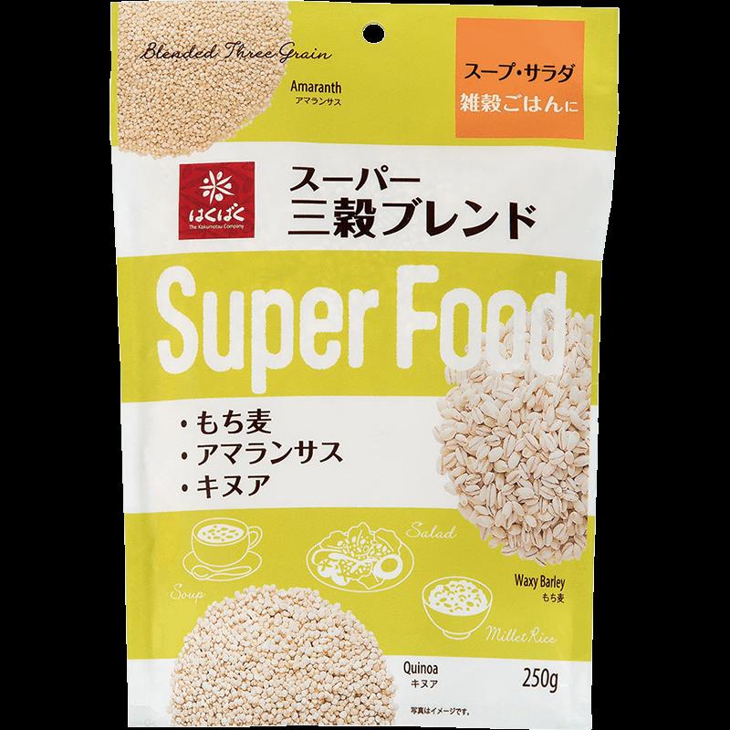 スーパー三穀ブレンド