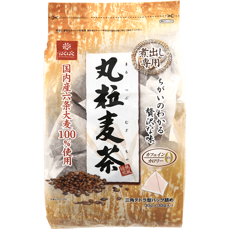 丸粒麦茶 30袋