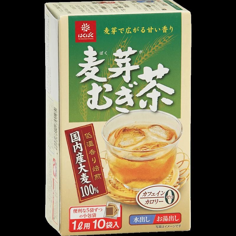 麦芽むぎ茶 10袋