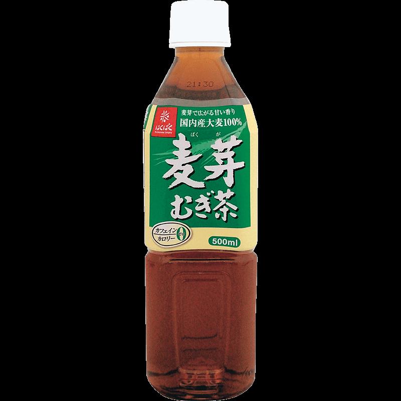 麦芽むぎ茶 500ml