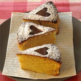 アマランサスのキャラメルケーキ