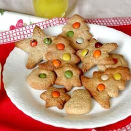 カラフルツリークッキー