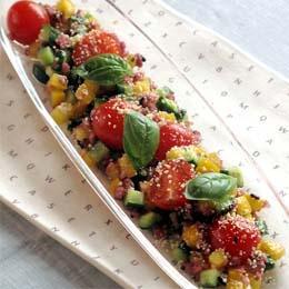 雑穀のイタリアンサラダ
