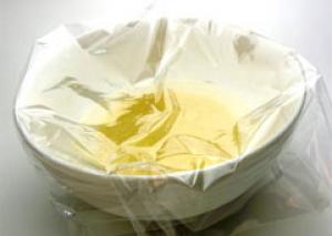 雑穀のレンジでの加熱方法